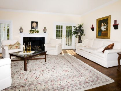 Getting the right rug for your living room