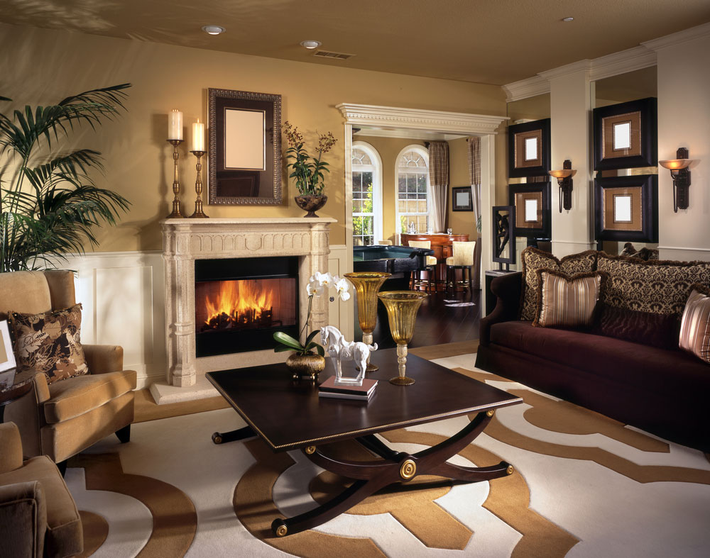 The advantages of wool rugs