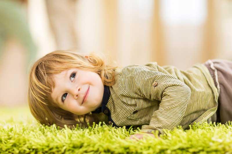 green-rug-protector